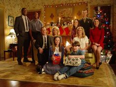 American Dreams Christmas American Dreams, Tv, Christmas, Xmas, Television Set, Navidad, Noel, Natal, Kerst