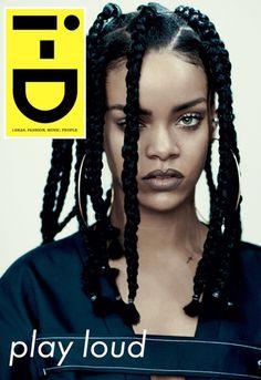 Rihanna id