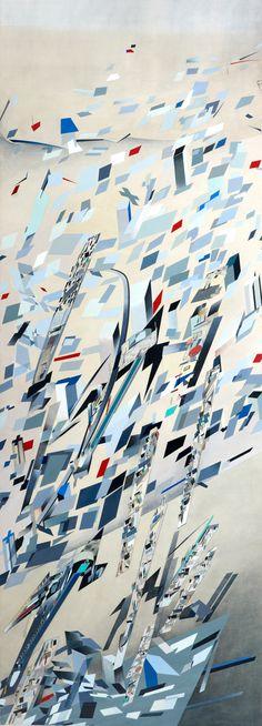 Zaha Hadid exhibition at Serpentine Galleries