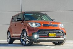 2018 Kia Soul Kia Soul, Car, Automobile, Cars