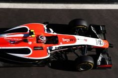 Marussia team's Max Chilton, may be Down for 2015.