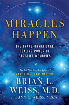 Miracles Happen: The Transformational Healing Power of Past-Life Memories ($11.49) http://www.amazon.com/exec/obidos/ASIN/B007HC3MPO/hpb2-20/ASIN/B007HC3MPO I was originally introduced to Past Life Regression Therapy by reading Dr. Brian Weiss' first book Many Lives, Many Masters. - Loved the book, made me look at life so differently and with so much hope for the future. - I recommend this book to anyone interested in the metaphysical - but read his other books first!