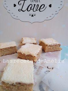 Las Recetas de Amélie: Coco cake (bizcocho de coco )