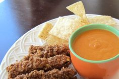 Vegan Tomato Queso Dip (Spicy or Mild) - Great for packing along in lunch boxes!