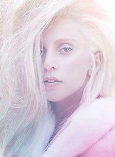 Lady Gaga RUTH HOGBEN PHOTO SHOOT