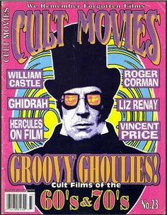 Cult Movies mag