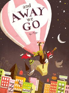 Migy - illustration - lettering - patterns - editorial & childrens books