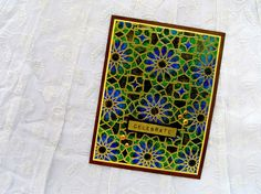 Celebrate Altenew Dodecagram and Label Love Eid Cards, Scrapbook Cards, Scrapbooking, Altenew, Timeless Elegance, Gold Accents, Our Love, Projects To Try, Card Making