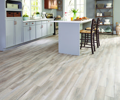 Want to complement your décor with a clean, elegant look that doesn't overpower your style? Gray tones are the perfect neutral for your home!   2015 Fall Flooring Trends