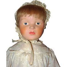 Schoenhut Large 21 inch Doll