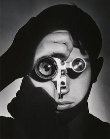 vintage everyday: Interesting Photos of Famous Photographer's Self-portraits