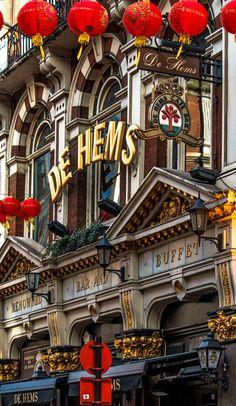 De Helms (Dutch Pub) (China Town) London