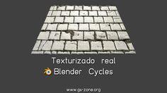 Blender Cycles - Realismo en Texturas