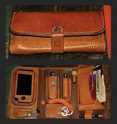 """I couldnt source this """"clutch"""" MAN CLUTCH... but I got my leatherworx meritbadge 20 years ago..."""