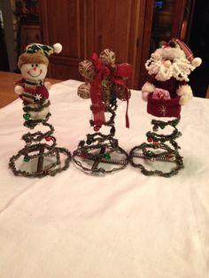 Christmas Bedspring Ideas