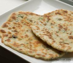 Hint of Saffron » Gluten-Free Paratha (Gluten-Free Potato Stuffed Flat Bread) – Hint of Saffron