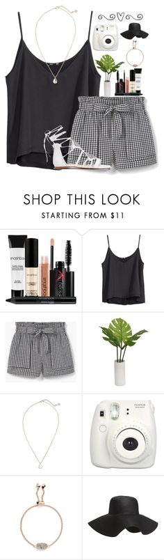 """""""When life gets blurry adjust the vision"""" by cassieq6929 ❤ liked on Polyvore featuring Smashbox, H&M, MANGO, Threshold, Kendra Scott, Fujifilm and Old Navy"""