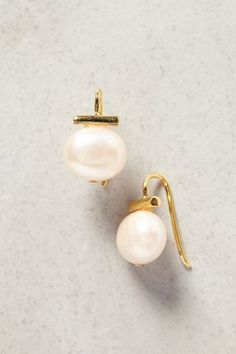 Smoky Pearl Drops #AnthroFave