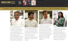 #bibgourmand #gastronomiacontemporânea Chef Guilherme Tse Candido| Ecully Gastronomia | Revista Gowhere Gastronomia |  Concurso Jovens Talentos | Setembro de 2016.