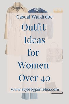 Outfit Ideas for Women Over 40 / Womens Outfit Inspiration - Outfit Ideas for Women Over How to Style Outfits if You Are Over What to Wear Over Fash - Athleisure Fashion, Workwear Fashion, Everyday Fashion, Mom Fashion, Fall Fashion, Fashion Tips, Fashion Trends, How To Have Style, Winter Wardrobe Essentials