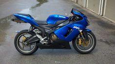 Ninja 636. main reason I want one is to go fast