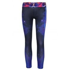 SHARE & Get it FREE | Stylish Women's Elastic Waist Tiger and Galaxy Printed Yoga PantsFor Fashion Lovers only:80,000+ Items·FREE SHIPPING Join Dresslily: Get YOUR $50 NOW!