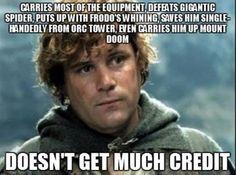 Sam defiantly does not get enough credit