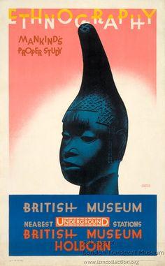 British Museum ~ Austin Cooper