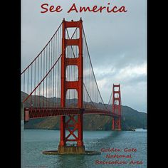 Golden Gate National Recreation Area by Anthony Chiffolo  #SeeAmerica