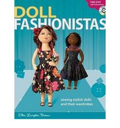 Helps readers to create customized dolls - from head (curly hair, Straight) to toe (ballet slippers or sandals). This work features skin dyeing technique that allows readers to create a range of ethnicities. It also features fashion templates that allow readers to start creating simple fashions.