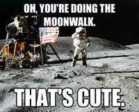 Unimpressed Astronaut | Know Your Meme