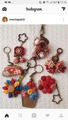 100 PCS 'Handmade' Printed Kraft Paper Hang Tags Craft Gift Tags with 100 Feet Jute Twine Yarn Crafts, Felt Crafts, Fabric Crafts, Sewing Crafts, Diy And Crafts, Sewing Projects, Yarn Flowers, Jute Twine, Fabric Bags