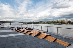 Vistula Boulevards by RS Architektura Krajobrazu « Landscape Architecture Works | Landezine