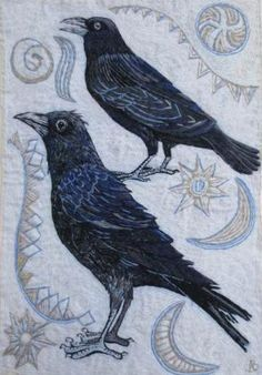 Crows - Amanda Wright