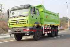 baotou beiben 60 T dump truck manufacturer in china . we are the best supplier for beiben 6*4 drive dump trucks.