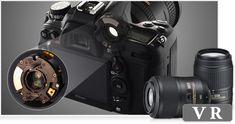 AF-S NIKKOR 70-200mm f/2.8G ED VR II de Nikon