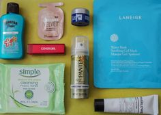 {April Target Beauty Box Treats}