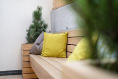 Aussenbereich Sauna Outdoor Sofa, Outdoor Furniture, Outdoor Decor, Sauna, Home Decor, Recovery, Vacation, Outdoor Couch, Room Decor