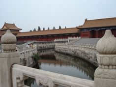 Forbidden City ( Chinese imperial palace from the Ming Dynasty to the end of the Qing Dynasty) & Temple of Heaven ( once visited by the Empe. Temple Of Heaven, Imperial Palace, City, Cities