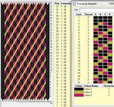 Simple. 28 tarjetas, 3 colores  // sed_95 ༺❁