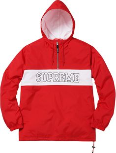 Supreme Ripstop Pullover Spring Summer 2016 a06c49a1f