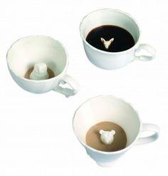 {Christmas Gift Ideas} Fox Tea Cups   www.gimmesomestyleblog.com