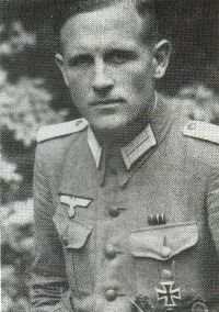 Generalmajor Heinz Brandt (11 March 1907 – 21 July 1944) was a German Wehrmacht staff officer who served during World War II as an aide to Generalleutnant Adolf Heusinger, who was the head of the operations unit of the General Staff. He is notable for winning an equestrian olympic gold medal and for possibly saving Adolf Hitler's life unwittingly by moving the 20 July plot bomb planted by Oberst Claus von Stauffenberg.