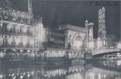 これが1928年のロンドン めちゃくちゃ近代的でワロタ【昭和4年道頓堀】