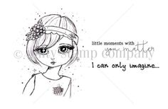 "Girl measures approximately x ""little moments with you matter"" sentiment measures approximately x ""I can only imagine"" sentiment measures approximately x Unity Stamps, Colorful Drawings, My Stamp, Digital Stamps, Cool Cards, Coloring Pages, Colouring, Clear Stamps, Cool Things To Make"