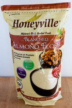 Kalyn's Kitchen Picks: Honeyville Blanched Almond Flour (and 35 Recipe Ideas Using Almond Flour)
