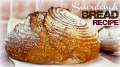 My Secret Sourdough Bread Recipe (Low FODMAP) - Baking Artisan Sourdough Bread At Home