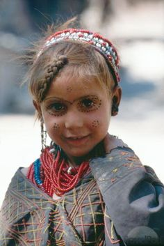 Kalash, Chitral, Pakistan