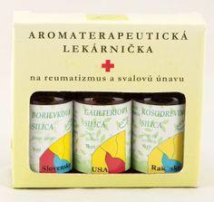 aromaterapia na reumatizmus a svalovú únavu