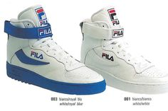 FILA - Basketball - FX-100 - High